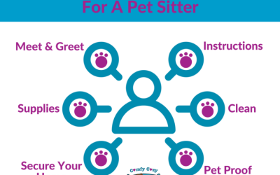 6 Ways To Prepare Your Home For A Pet Sitter: